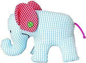 Käthe Kruse 0178346 Mini Elefant blau