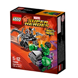 LEGO DC Super Heroes 76066 - Hulk vs. Ultron