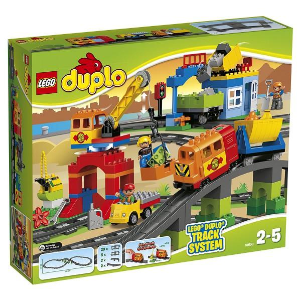 Lego Duplo 10508 - Eisenbahn Super Set