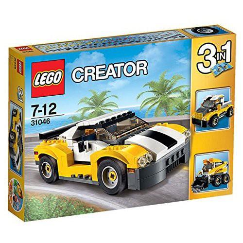 LEGO Creator 31046 - Schneller Sportflitzer