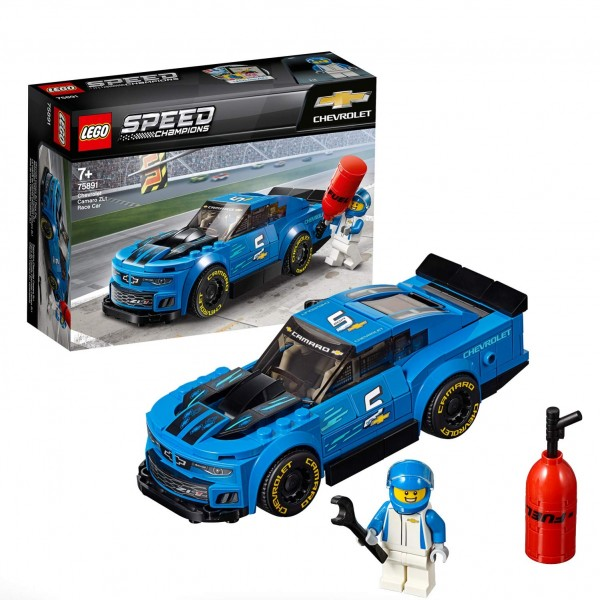 LEGO Speed Champions 75891 - Chevrolet Camaro ZL1