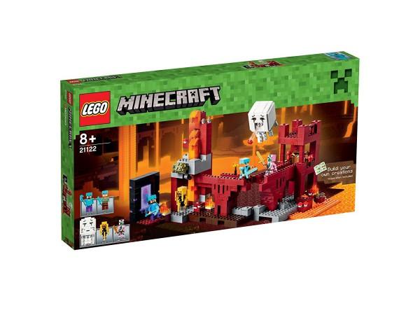 LEGO Minecraft 21122 - Die Netherfestung