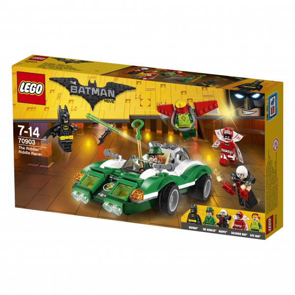 THE LEGO® BATMAN MOVIE 70903 The Riddler™