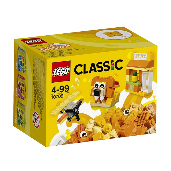 LEGO Classic -10709- Kreativ-Box-Orange