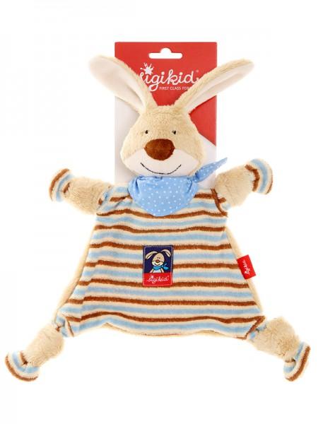 Sigikid -47893- Schnuffeltuch Semmel Bunny