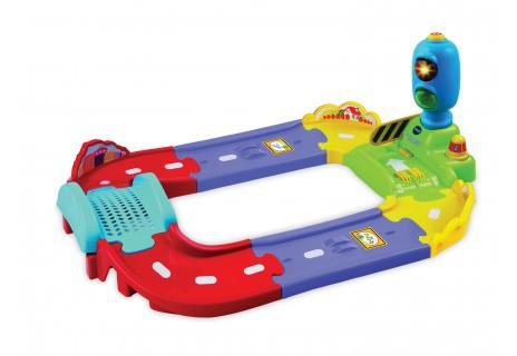 Vtech-127804-Tut Tut Baby Flitzer - Straßen-Set