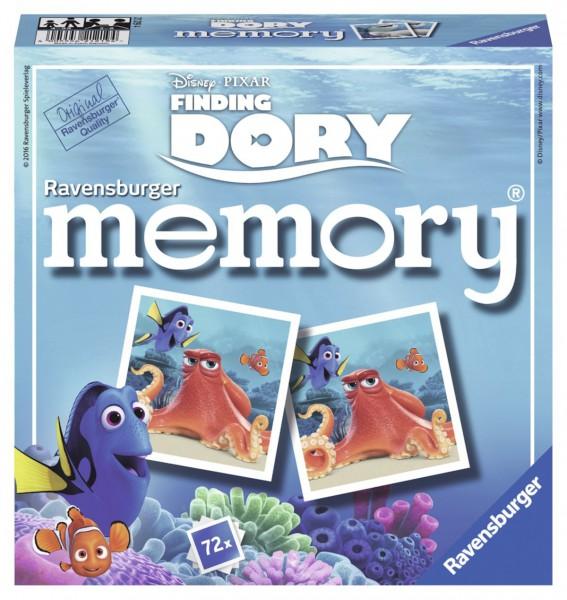 Ravensburger Memory - Dory Legespiel