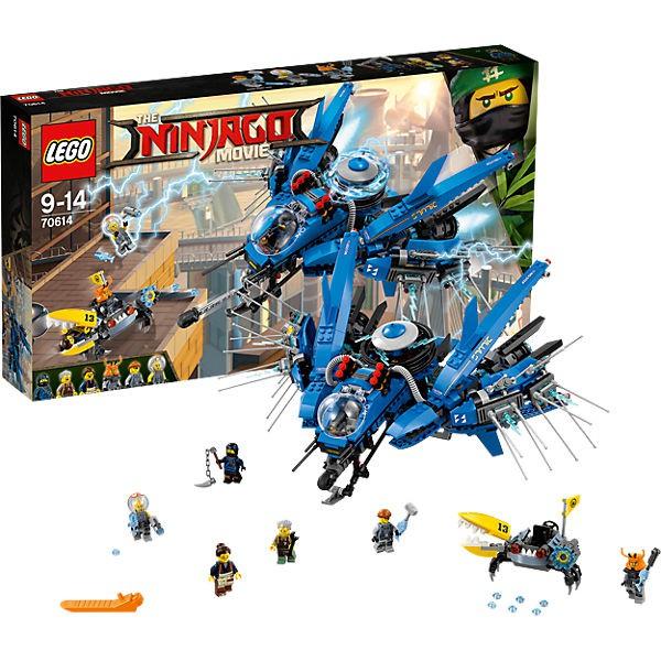 LEGO Ninjago 70614 - Jay's Jet-Blitz