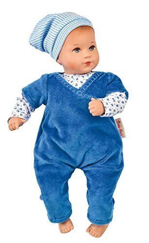 Käthe Kruse 0136553 Baby-Puppe Mini Bambina Luis