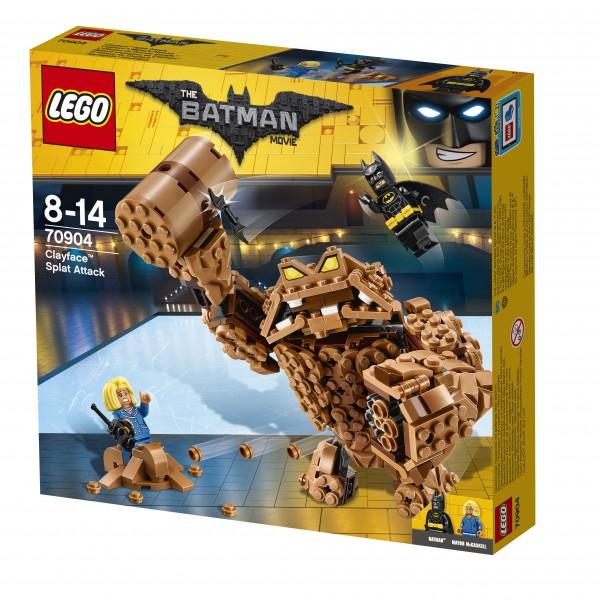 THE LEGO® BATMAN MOVIE 70904 Clayface™