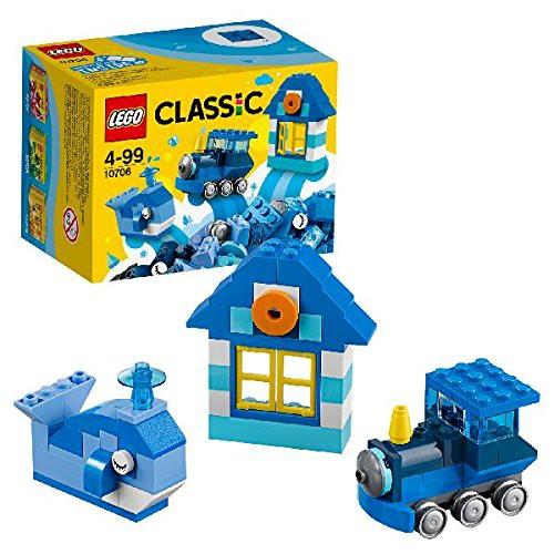 Lego Classic - 10706-Kreativ-Box blau
