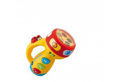 Vtech-124004-Fröhliche Taschenlampe