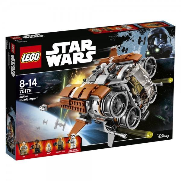 LEGO Star Wars 75178 - Jakku Quadjumper