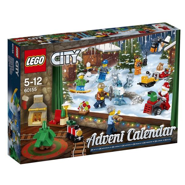LEGO® City 60155- Adventskalender