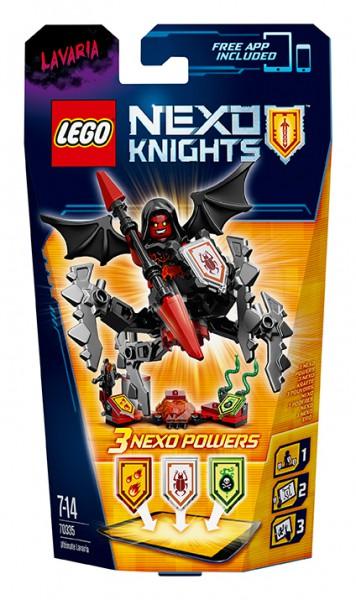 LEGO Nexo Knights 70335 - Ultimative Lavaria