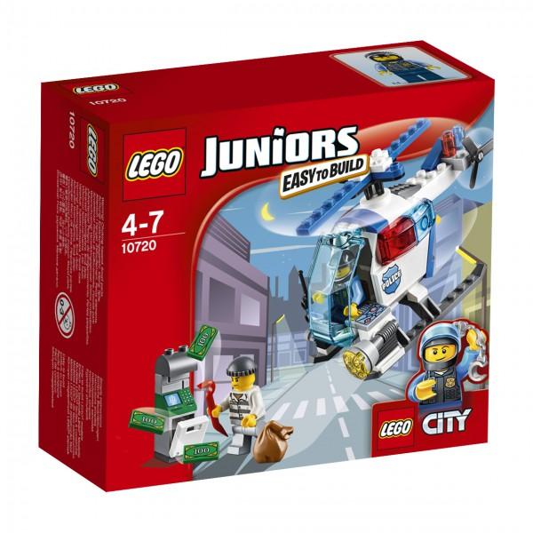 LEGO 10720 Verfolgung mit dem Polizeihelikopter