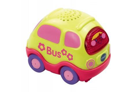 Vtech-119554- Tut Tut Baby Flitzer - Bus pink