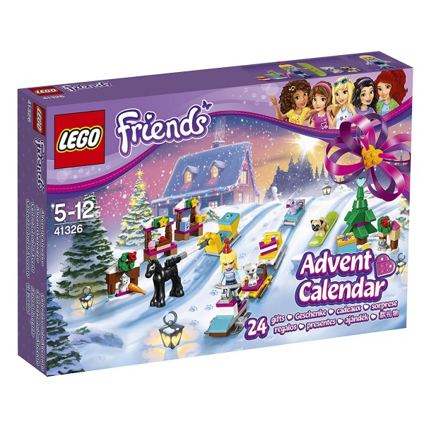 LEGO® Friends 41326-Adventskalender