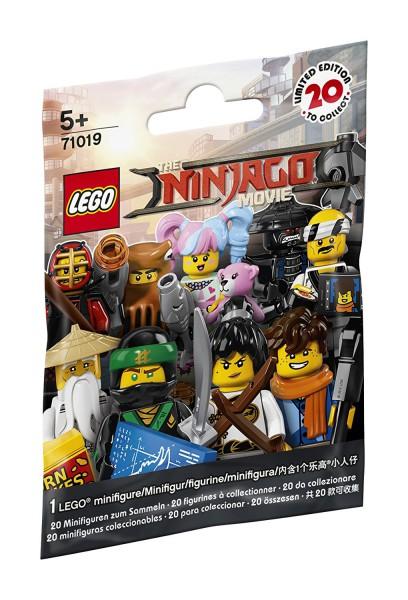 Lego Minifigures 71019 - THE LEGO NINJAGO MOVIE