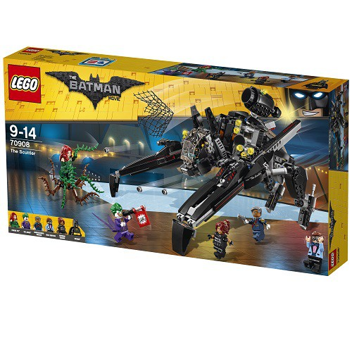 THE LEGO® BATMAN MOVIE 70908 Der Scuttler