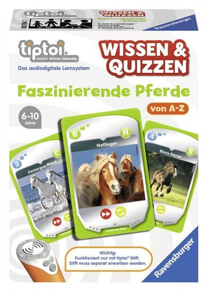 Ravensburger 00754-tiptoi Spiel Faszinierende Pfere