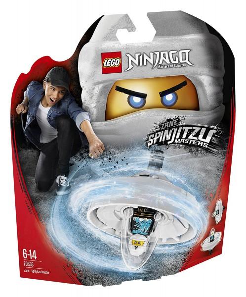 LEGO Ninjago 70636 - Spinjitzu-Meister Zane