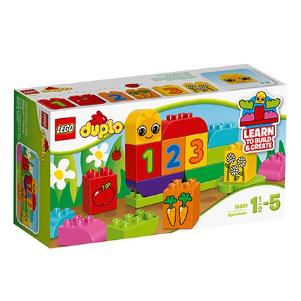 LEGO 10831 DUPLO Meine erste Zahlenraupe