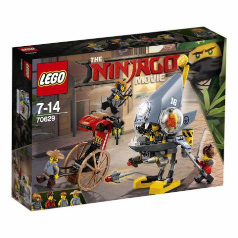 Lego® Ninjago 70629 Piranha-Angriff