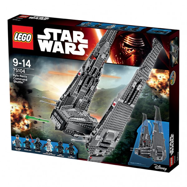 LEGO Star Wars 75104 - Kylo Ren's Command Shuttle™