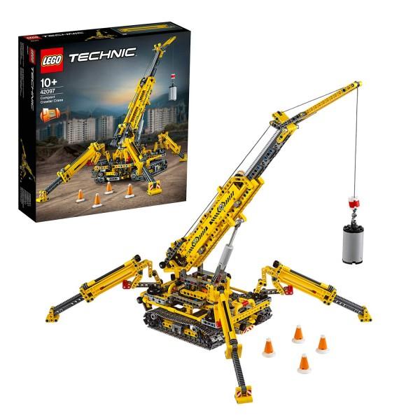 LEGO Technic- Spinnenkran