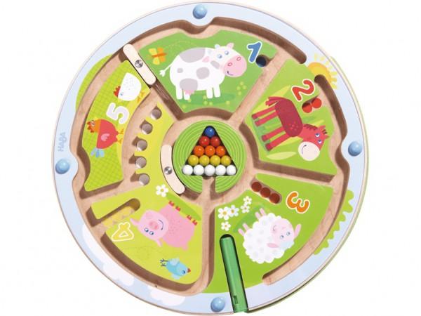 Haba 301473 Magnetspiel Zahlenlabyrinth