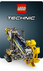 Lego Technic:spielando