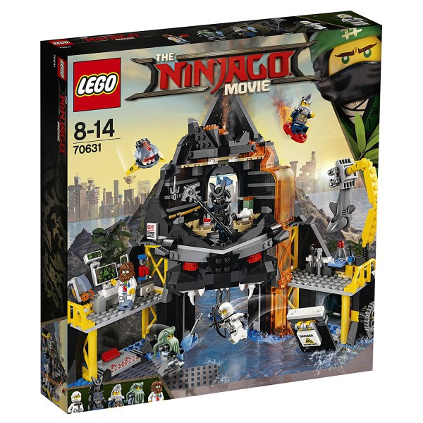 LEGO 70631 Ninjago: Garmadons Vulkanversteck