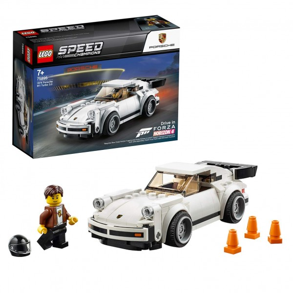 LEGO Speed Champions – 1974 Porsche 911 Turbo 3.0
