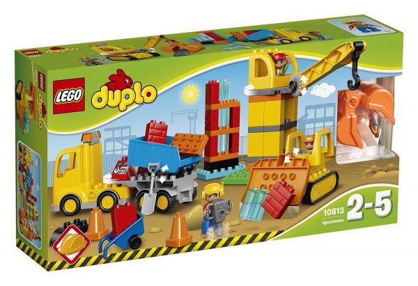 LEGO DUPLO 10813 - Große Baustelle
