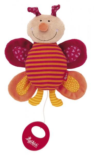 Sigikid -40318- Spieluhr Schmetterling