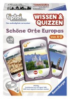 Ravensburger- tiptoi  00751- Schöne Orte Europas