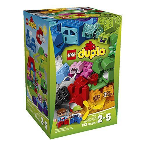 LEGO DUPLO 10622 - Große Kreativ-Steinebox