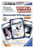 Ravensburger-07509-tiptoi Spiel Spannende Erfindungen
