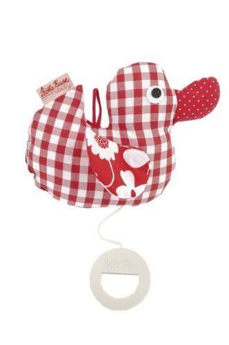 Käthe Kruse 0187376 Ente Spieluhr klein