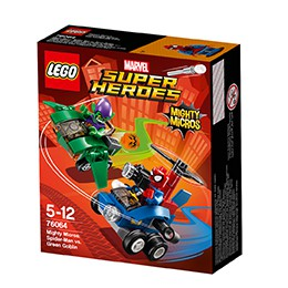 LEGO 76064 - Spider-Man vs. Green Goblin