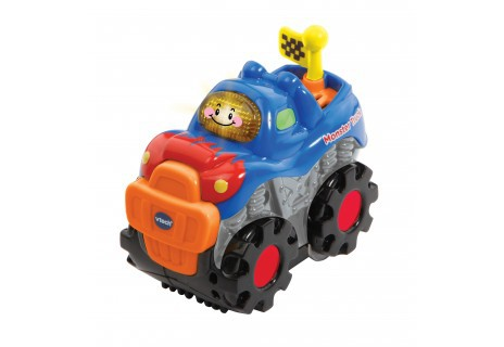 Vtech-501804- Tut Tut Baby Flitzer - Monster Truck