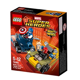 LEGO -76065 - Captain America vs. Red Skull