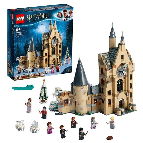 LEGO Harry Potter und der Feuerkelch – Hogwarts Uhrenturm