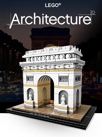 Lego Architecture auf Spielando.de
