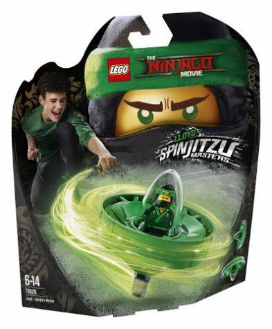 LEGO 70628 Ninjago: Spinjitzu-Meister Lloyd
