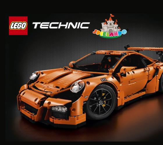Lego Technic auf Spielando.de