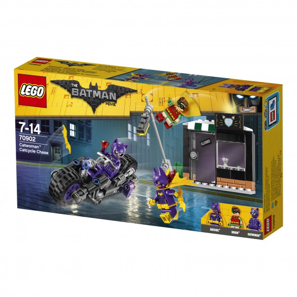 THE LEGO® BATMAN MOVIE 70902 Catwoman™