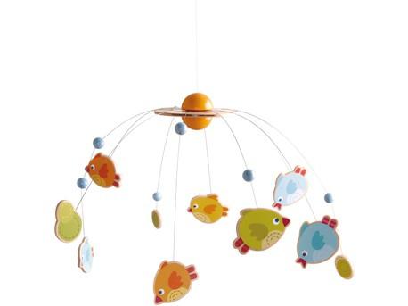 Haba 301254 - Mobile kleine Vögelchen