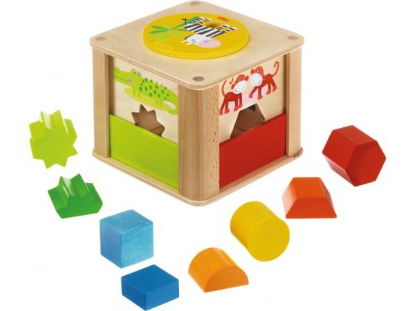 HABA 301701- Sortierbox Zootiere
